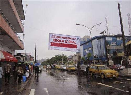 Top Sierra Leone doctor dies of Ebola