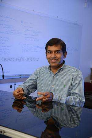 UCF researcher bringing 3-D TV back from the dead