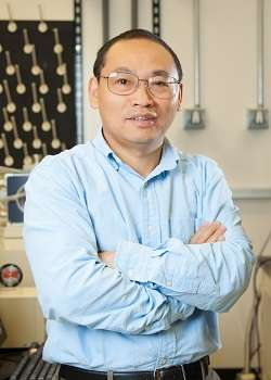 UH researchers create new flexible, transparent conductor