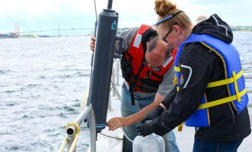 Uncovering secrets of the oceans'