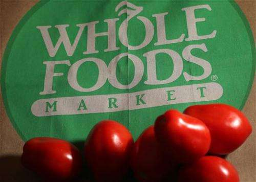 US cos. push voluntary labels on modified foods
