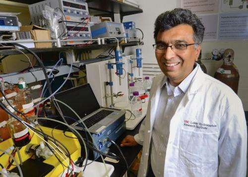USC scientists create new battery that's cheap, clean, rechargeable… and organic