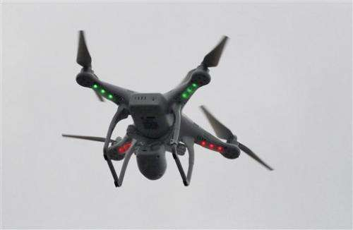US: Gov't aircraft regulations apply to drones