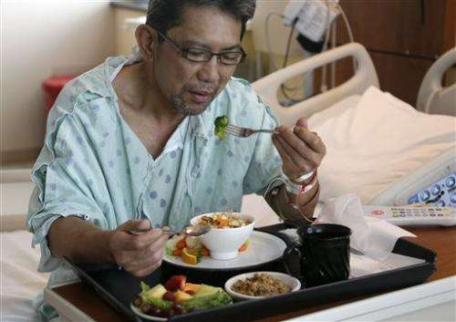 US hospitals compete for affluent immigrants