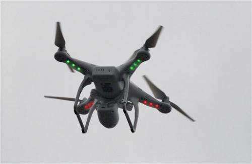 US issues commercial drone permits to four companies