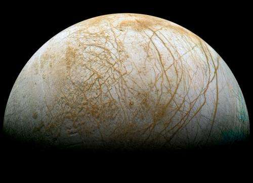 US plans to answer the lure of Europa