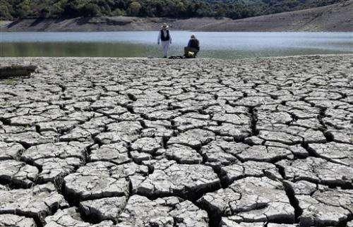 US report: Warming disrupting Americans' lives