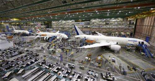 US says Boeing 787's design, manufacture safe