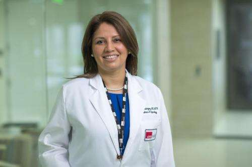 UTMB study finds that Hispanic women less likely to survive endometrial uterine cancer