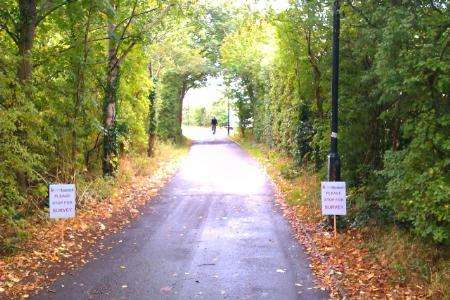 UWE research shows over half of shared-path users frustrated by the actions of others