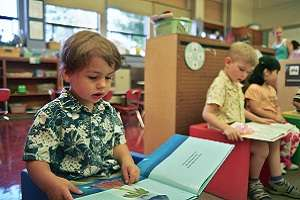 Varied child language skills linked to early learning achievements