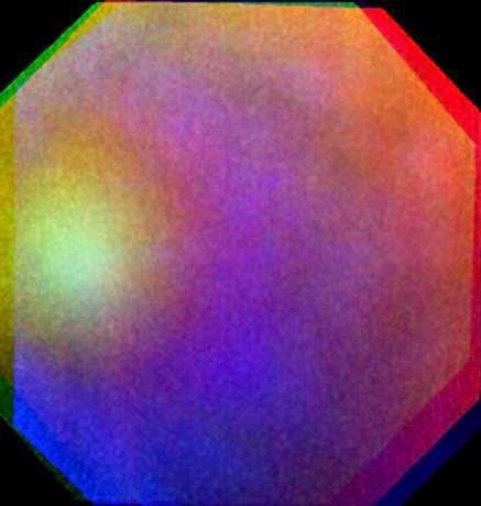 "Venus Express spies rainbow-like ""glories."""