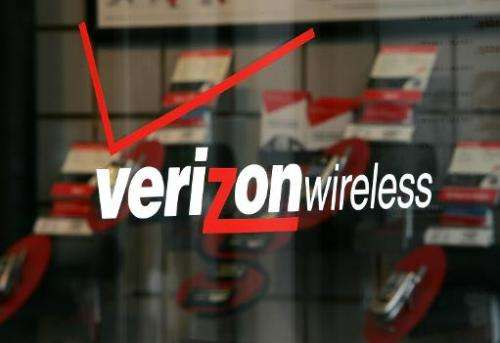 "Verizon on Wednesday became the first major US telecom carrier to release a ""transparency report,"" and said it receive"