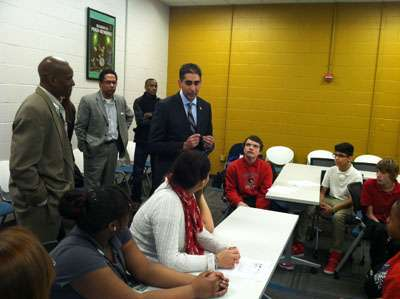 Violence intervention program effective in Vanderbilt pilot study
