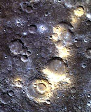 Violent eruptions in Mercury's past could hold clues to its formation