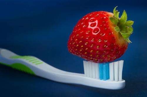 Want whiter teeth? Fruit mixture is not the answer