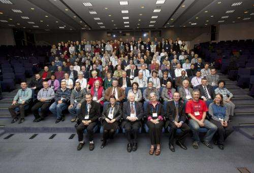 Week-long meeting on naming algae, fungi, and plants recorded for posterity