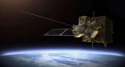 Whale of a target: harpooning space debris