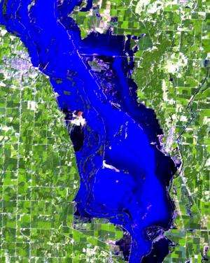 When waters rise: NASA improves flood safety