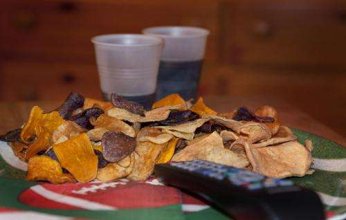 Why do we love snack food?