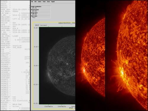 Why NASA studies the ultraviolet sun