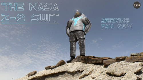 Winning Z-2 spacesuit prototype design gets ready for 'test campaign'