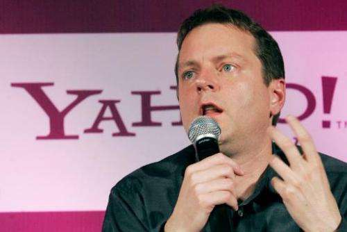 Yahoo announced the nomination of three new board members, including company co-founder David Filo, shown in a file picture, who