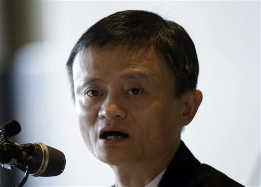 Alibaba's Ma expresses 'regret' over counterfeits lawsuit