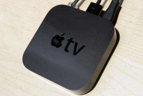 Apple is in talks with US television networks to offer around 25 channels across any iOS device as soon as September, The Wall S