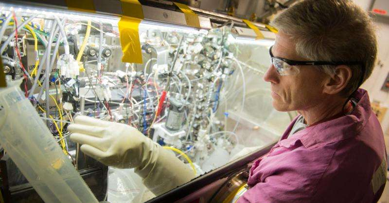 Argonne confirms new commercial method for producing medical isotope