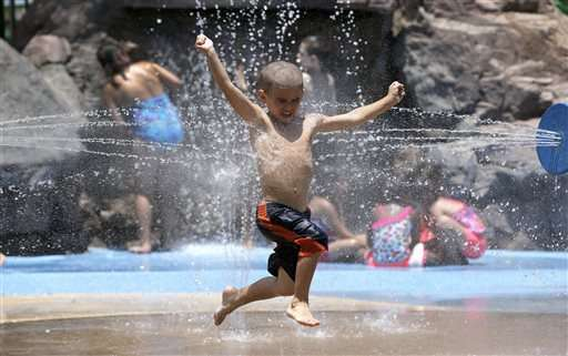 Arizona swelters in triple-digit temps as heat wave drags on