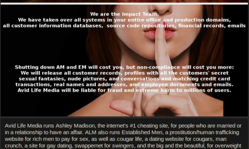 Ashley Madison breach reveals the rise of the moralist hacker