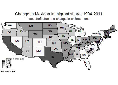 As US border enforcement increases, Mexican migration patterns shift, new research shows