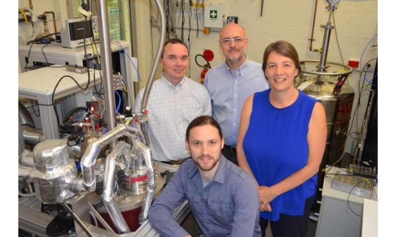 Australian scientists design a full-scale architecture for a quantum computer in silicon