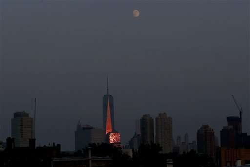 Blue moon? Friday's celestial event comes with a catch