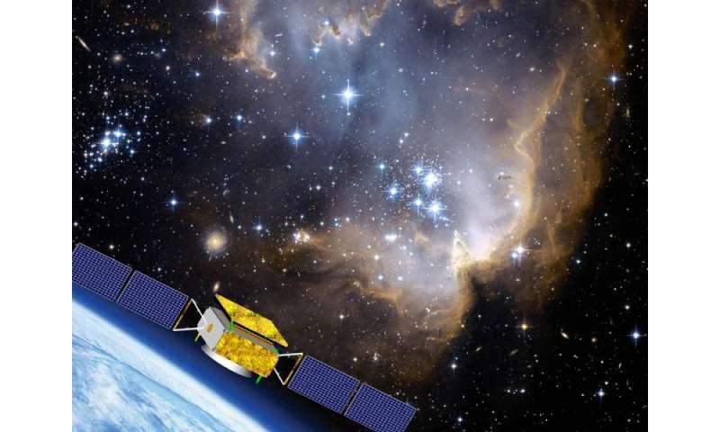 China launches dark matter detecting satellite into orbit