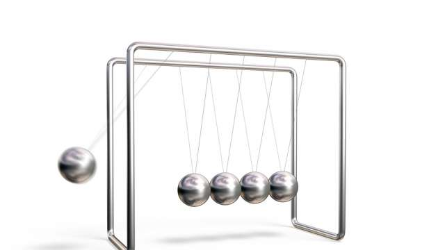 Controlling interactions between distant qubits