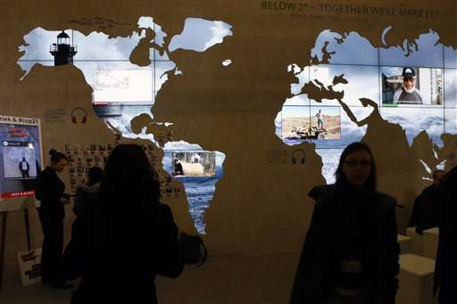 Developing nations shift emissions stance in climate talks