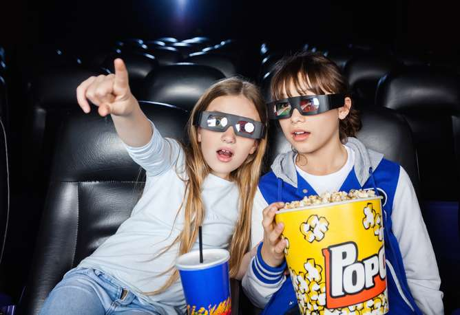 Do 3D films make you dizzy – or is it just your imagination?