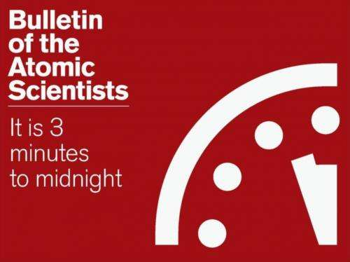 Doomsday Clock moves closer to midnight, but can we really predict the end of the world?