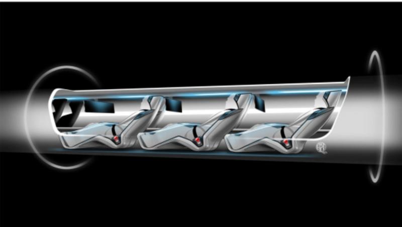 Elon Musk's high-speed Hyperloop train makes more sense for Mars than California