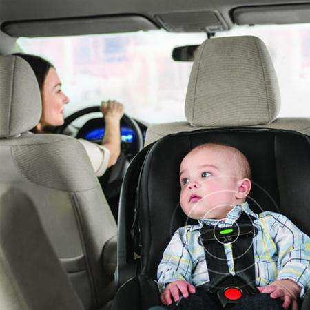 Evenflo offers seat solution to remind driver of baby on board
