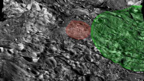 Extent of Moon's giant volcanic eruption is revealed