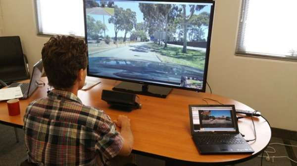 Eye tracking technology makes for safer drivers