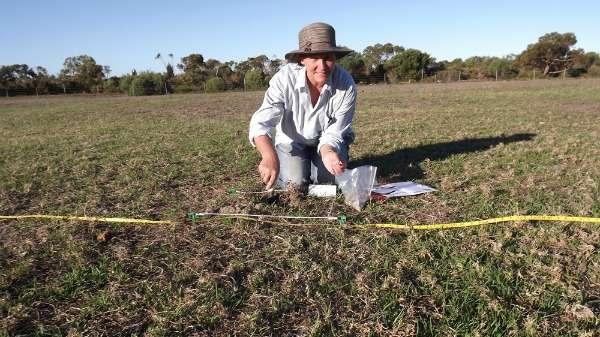 Family legacy examined for soil viability