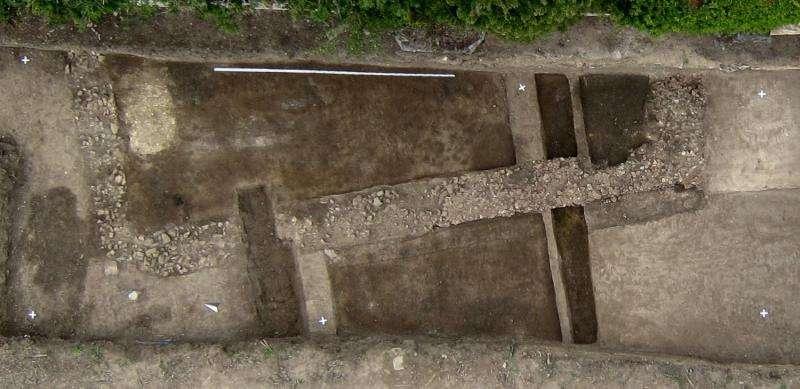 Frankfurt archaeologists discover 'Roman Village' in Gernsheim