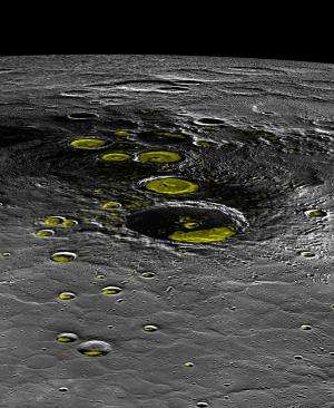 Get a Change of View of Mercury's North Pole