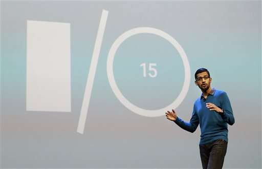 Google unveils Android's latest technological tricks