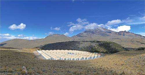 HAWC Observatory to study universe's most energetic phenomena