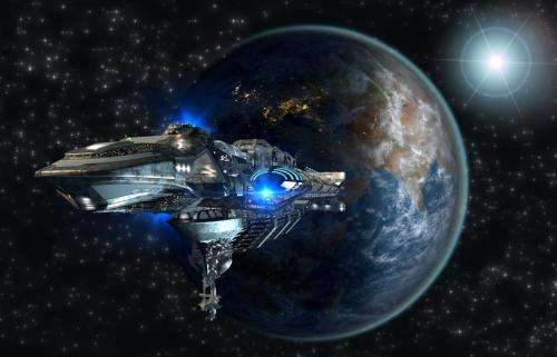 If Earth falls, will interstellar space travel be our salvation?